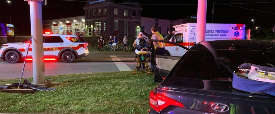 West Chester Pike and Malin Road MVC – June 22, 2020