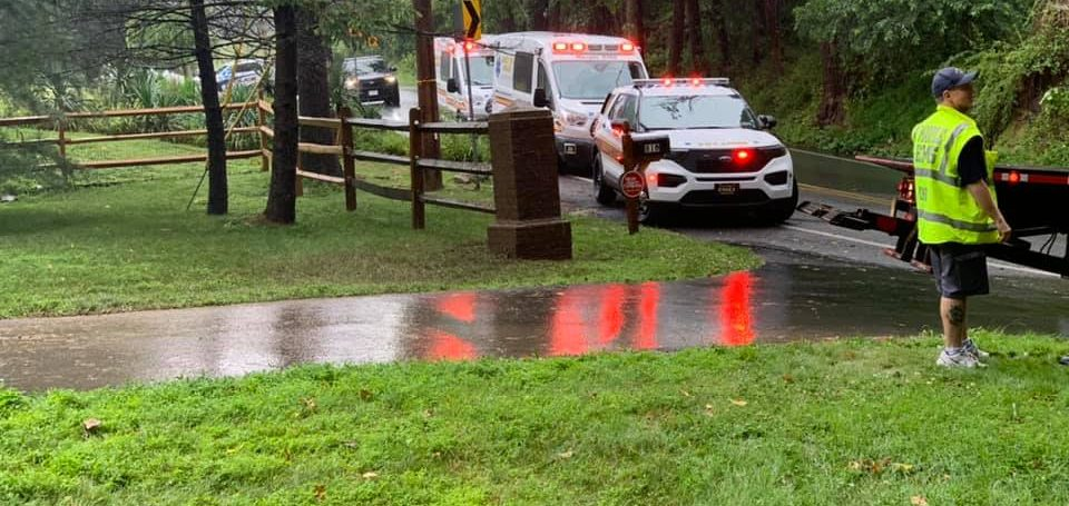 Paxton Hollow MVC with Injuries – July 10, 2020