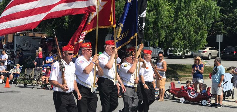MARPLE NEWTOWN 4TH OF JULY PARADE 2017