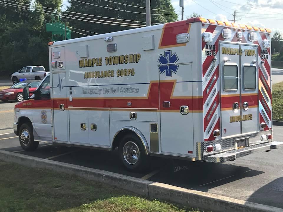 New Ambulance – July 13, 2018