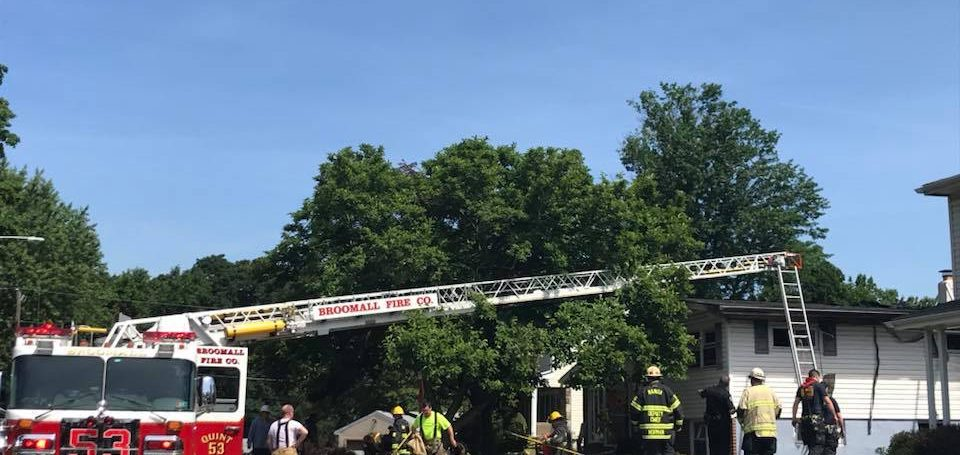 House Fire – June 17, 2018